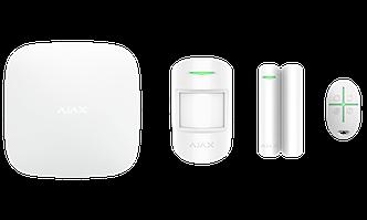 Комплект GSM сигнализации Ajax StarterKit Plus (белый)