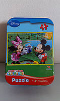 Пазлы Микки Маус 24  элемента, Mickey Mouse Disney