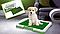 Туалет для собак Puppy Potty Pad, коврик лоток для собак + Перчатка для вычесывания шерсти В ПОДАРОК!, фото 2