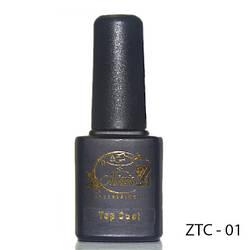 Верхнє покриття для гель-лаку 7мл. ZTC-01 Харків