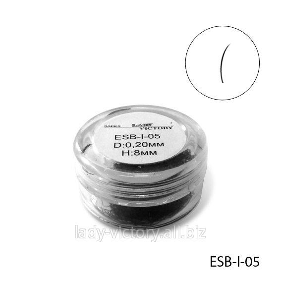Высококачественные ресницы в банке. ESB-I-05