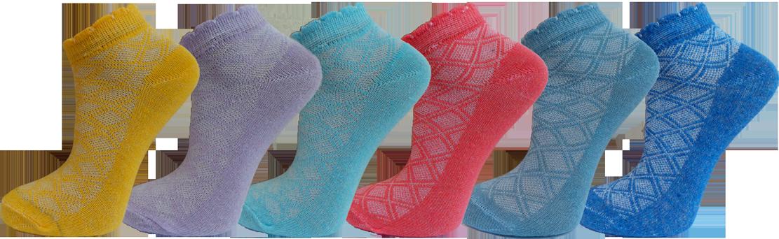 """Дитячі шкарпетки сетка""""lomani"""""""
