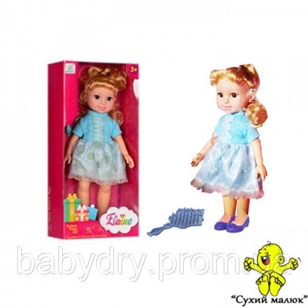 Лялька Jelena з гребінцем 32см, 89021-22   - CM01577