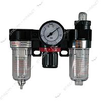 Блок подготовки сжатого воздуха AC-2000 1/4'