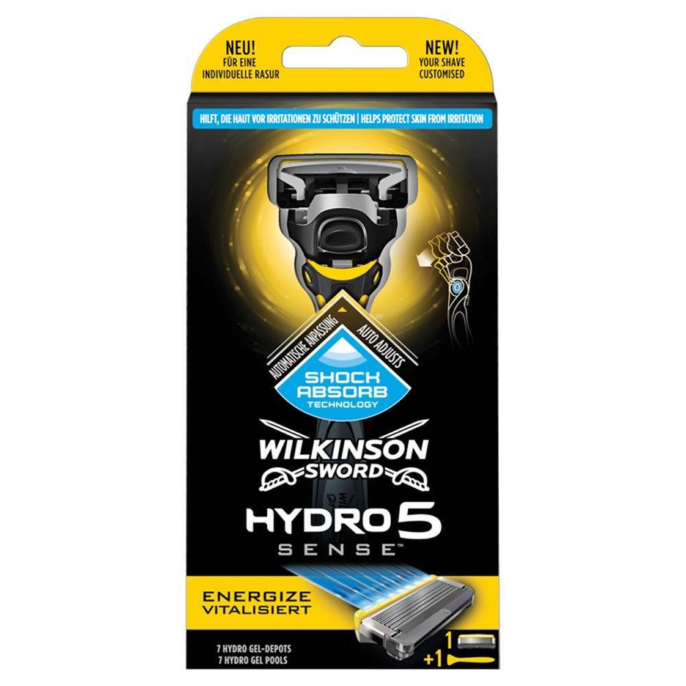 Мужской станок для бритья Wilkinson Sword Hydro 5 Sense 1 картридж Energize 01140
