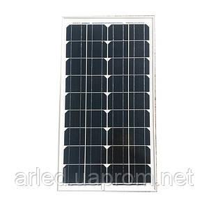 Солнечная панель 200 Вт.  12А