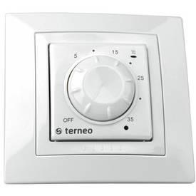 Терморегулятор для обогревателя Terneo rol.Белый