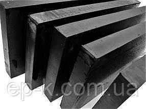 Техпластина ТМКЩ  40 мм 500 х 500 мм , фото 2