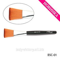 Кисть косметологічна №32 - BSC-01
