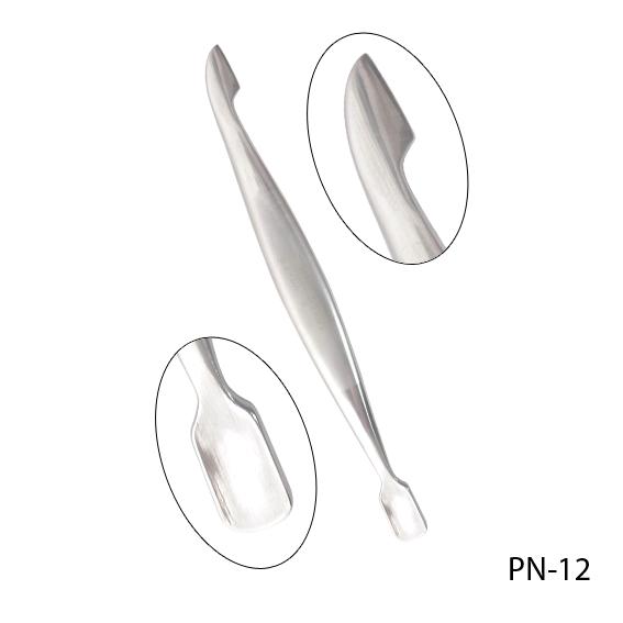 Двухсторонний металлический пушер. PN-12