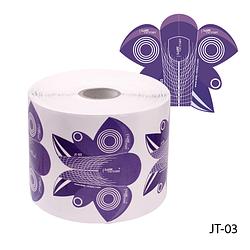 Універсальні одноразові форми. JT-03