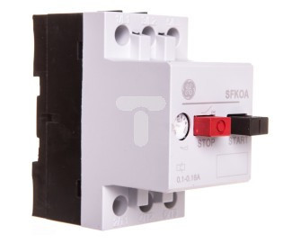 Автомат защиты двигателя General Electric SFKOD 0,4-0,63A, 120004