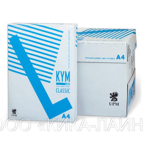 Бумага офисная KymLux Classic, 80 г/м2, 500 листов