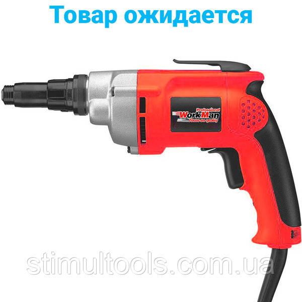 Сетевой шуруповерт Workman R8501
