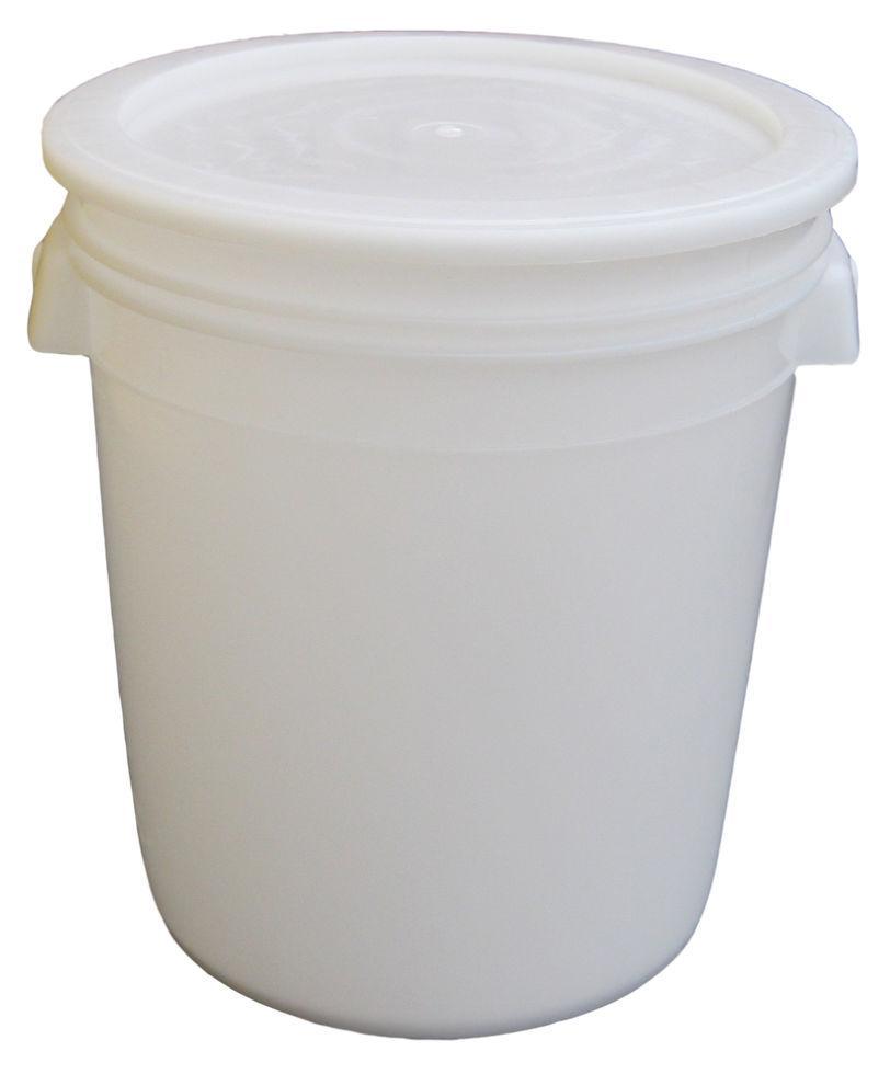 Бак полипропиленовый 20 литров для пищевых продуктов (Юнипласт, Харьков)