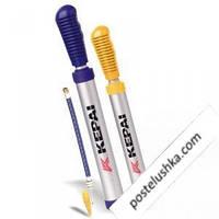 Насос ручной для мячей KEPAI IT-8640 (пластик, l-31см)