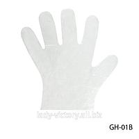 Перчатки полиэтиленовые (одноразовые). GH-01B