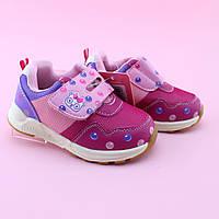 Детские кроссовки на девочку Горошки тм Том.м размер 21,22,23, фото 1