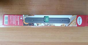 Магнитная планка Con Brio CB-7104 серая 38 см