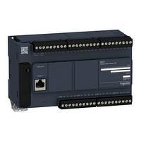 Контролер Modicon M221 24DI/16RO+2AI (0-10В) RS485 TM221C40R