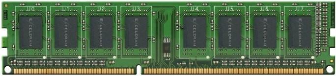 Модуль пам'яті eXceleram DDR3 4GB 1600 MHz