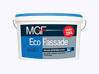 Краска фасадная MGF ECO FASSADE (M690) акриловая 14кг