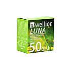 Тест полоски Веллион Луна 50шт. - Wellion Luna, фото 2