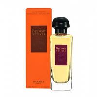 Hermes Bel Ami Vetiver 100ml edt (Самодостаточный, шлейфовый, густой, элитарный аромат для успешных мужчин)