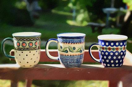 Чашки - Кружки 0,3L - 0,6L