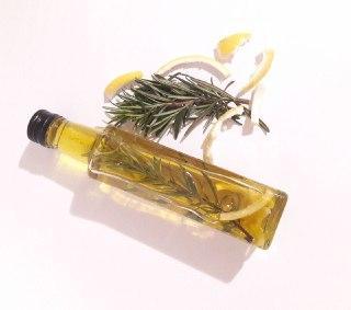 Олія розторопші з прянощами