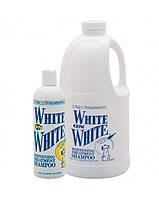 "Шампунь отбеливающий  для собак ""CCS White on White"" 3,8 л., Chris Christensen™"