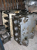 Блок цилиндров МеМЗ-245. Блок двигателя МеМЗ-245. Блок 1.1л МеМЗ-2471. Блок двиг МеМЗ-2451 объемом 1100 куб.см, фото 1