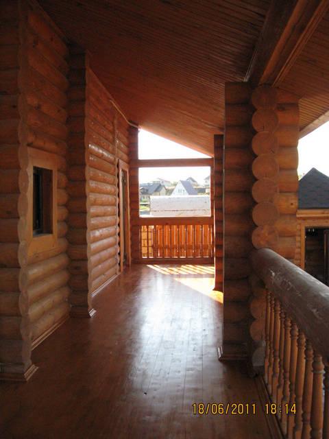 Деревянный дом (сруб) 5