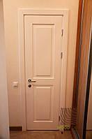 Двери Сосна, цвет Белый матовый, фото 1