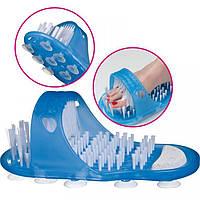 СПА система-массажные тапки для ванной комнаты с пемзой и массажем, фото 1