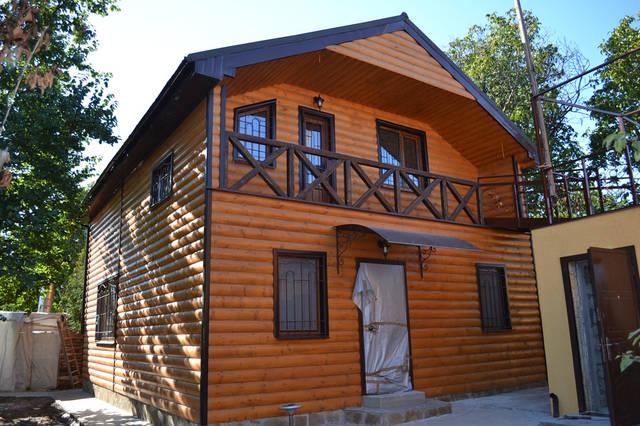 Каркасный дом г. Одесса ул. Б Садовая 4