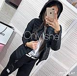 Женская куртка плащевка на синтепоне, много разных цветов!, фото 8