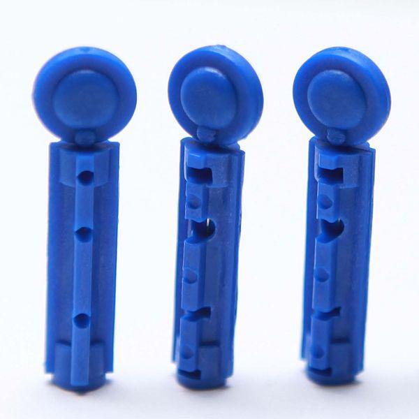 Иглы для прокола пальца, упаковка 100шт. для Контур ТС, Он Колл Плюс, Бионайм