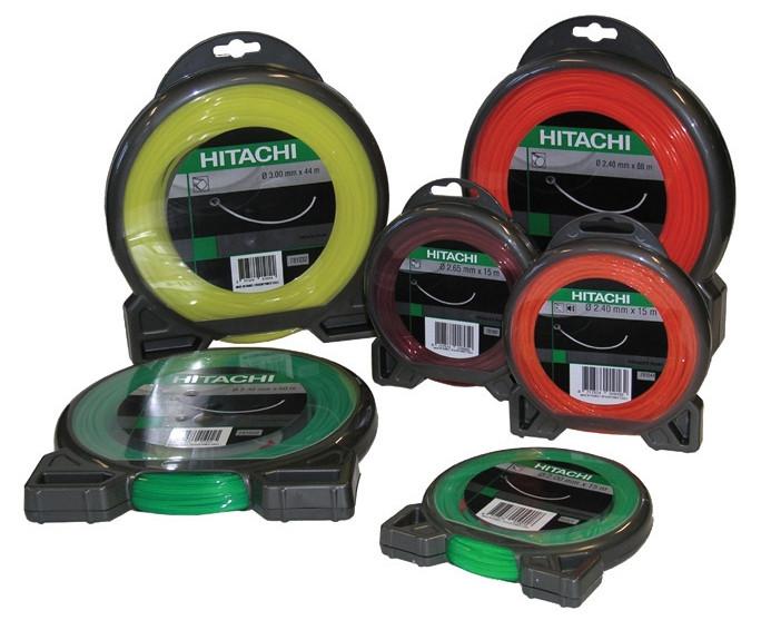 Леска для триммерных головок Hitachi/hikoki 781007