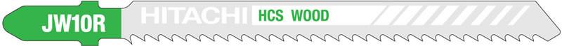 Пилка по дереву для лобзика Hitachi/ hikoki 750019
