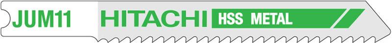Пилка по металлу для лобзика Hitachi / HiKOKI 750025