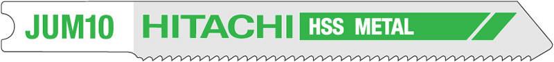 Пилка по металлу для лобзика Hitachi 750026