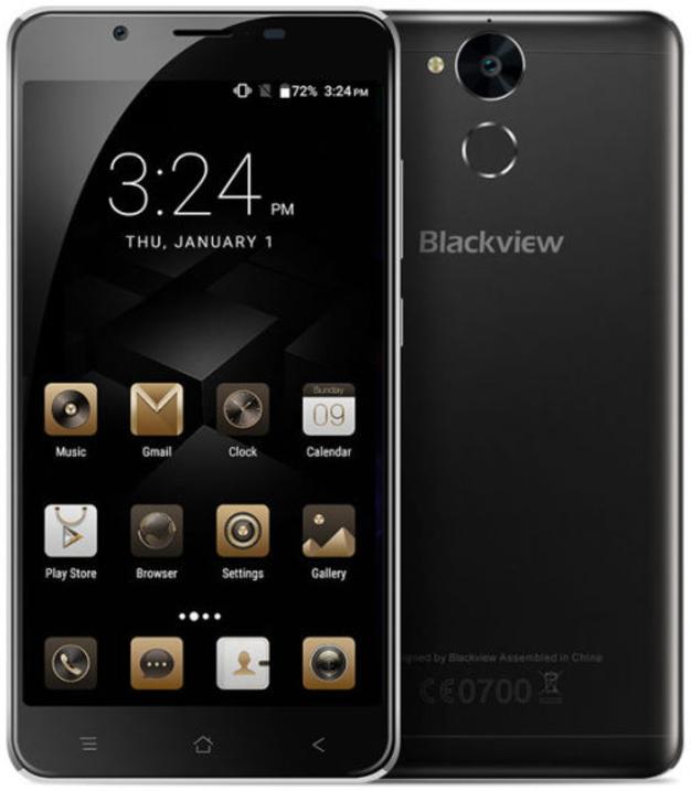 Blackview P2 Lite Matte black