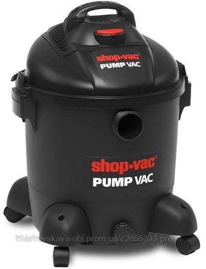 Cтроительный промышленный Пылесос Shop-Vac Pump Vac 30