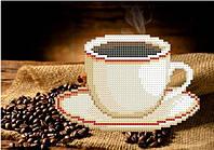 Княгиня Ольга Схема для вышивки бисером Смачненька кава СД-180