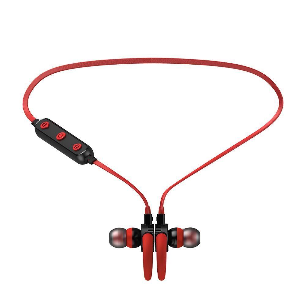 Беспроводные Bluetooth наушники Awei B925BL Red