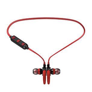 Бездротові Bluetooth-навушники Awei B925BL Red, фото 2