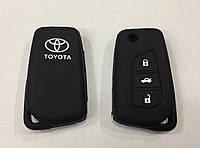 Силіконовий чохол на викидний ключ Toyota