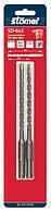 Набор буров SDS PLUS Stomer SD-6x2, фото 1