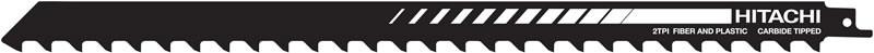 Набор полотен для сабельной пилы Hitachi / HiKOKI 752038